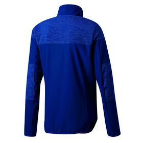 adidas Supernova Storm Hardloopshirt lange mouwen Heren blauw